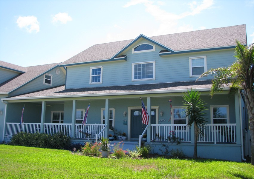 Basque House (10) – Siding Industries Crescent Beach FL