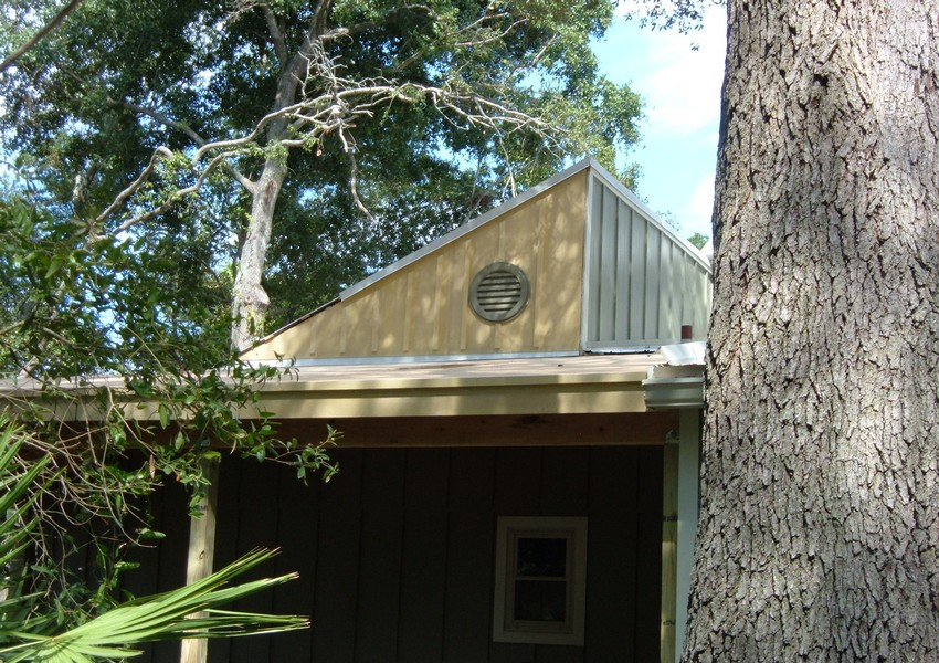 Crockett Deck (12) – Siding Industries St. Augustine