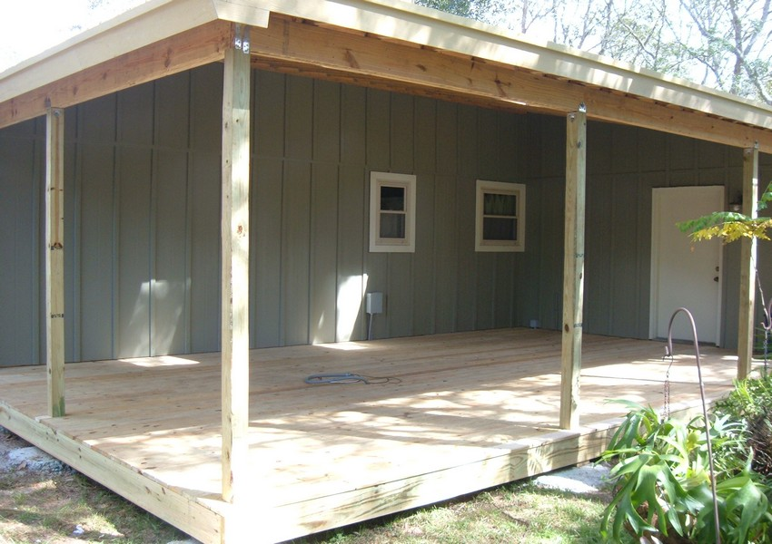 Crockett Deck (13) – Siding Industries St. Augustine