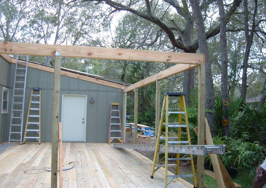 Crockett Deck (9) – Siding Industries St. Augustine