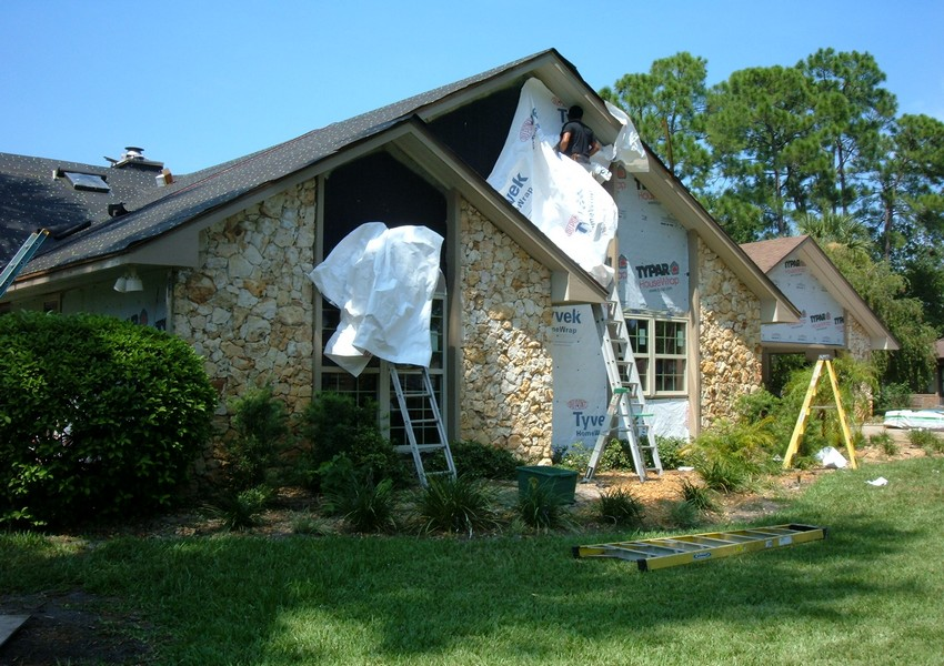 Gorman In Progress (2) – Siding Industries St. Augustine