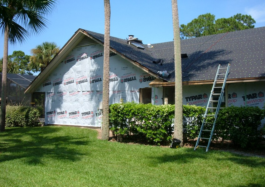 Gorman In Progress – Siding Industries St. Augustine