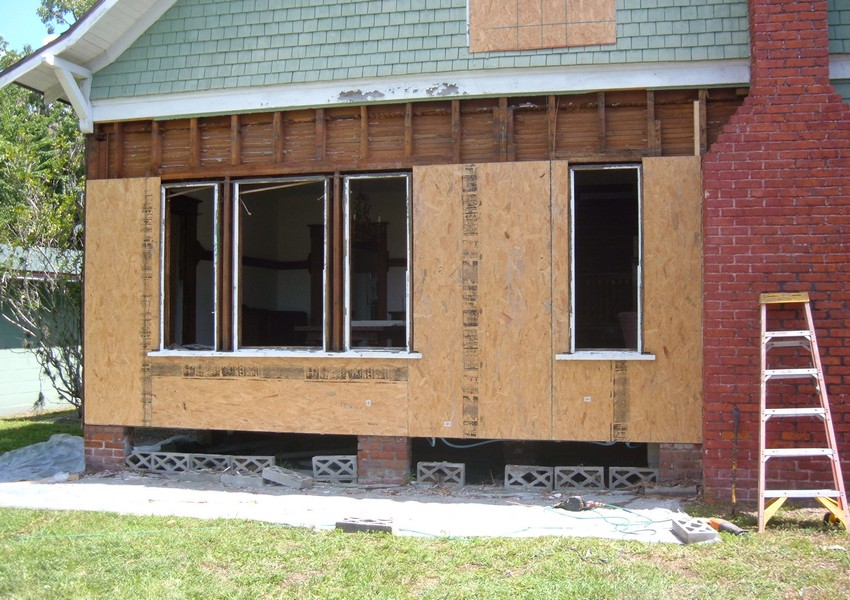 Holden House Before (4) – Siding Industries St. Augustine