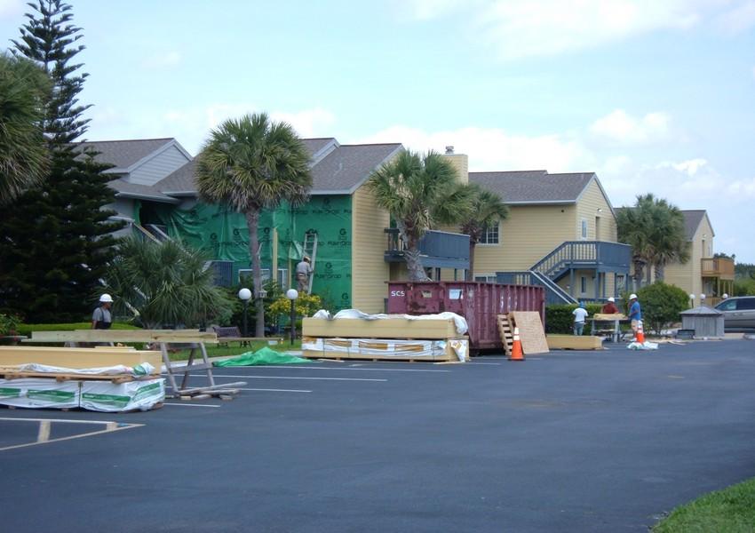 Ocean Marina Condos (10) – Siding Industries St. Augustine
