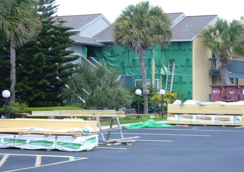 Ocean Marina Condos (11) – Siding Industries St. Augustine