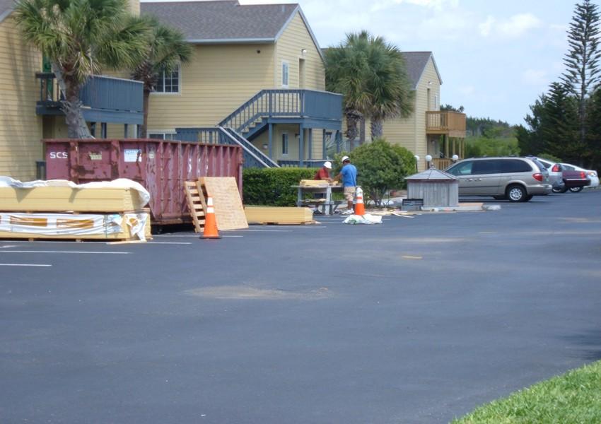 Ocean Marina Condos (12) – Siding Industries St. Augustine