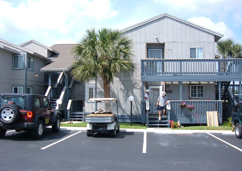 Ocean Marina Condos (13) – Siding Industries St. Augustine