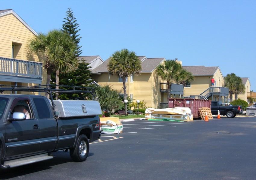 Ocean Marina Condos (19) – Siding Industries St. Augustine