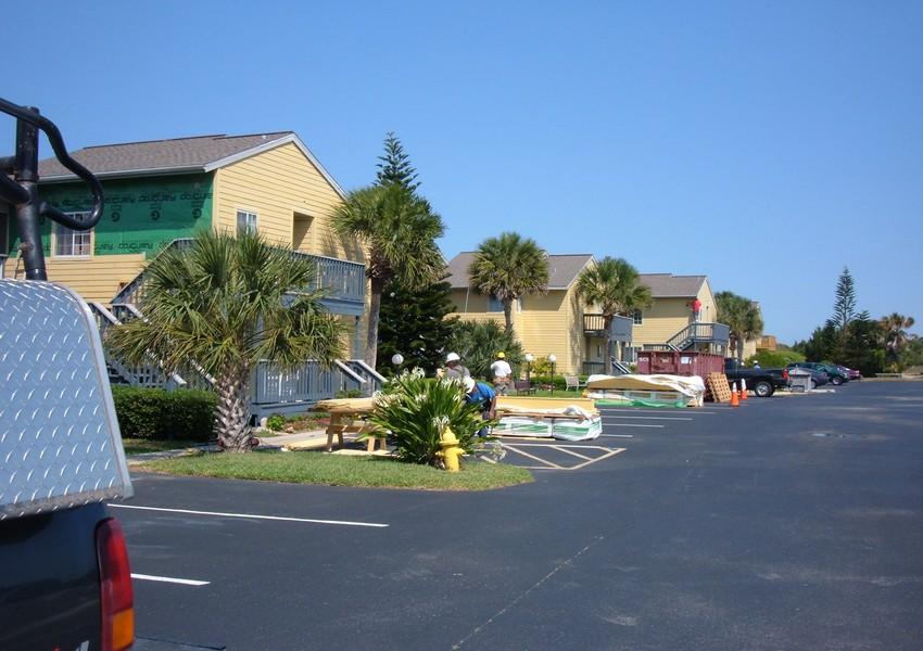 Ocean Marina Condos (20) – Siding Industries St. Augustine