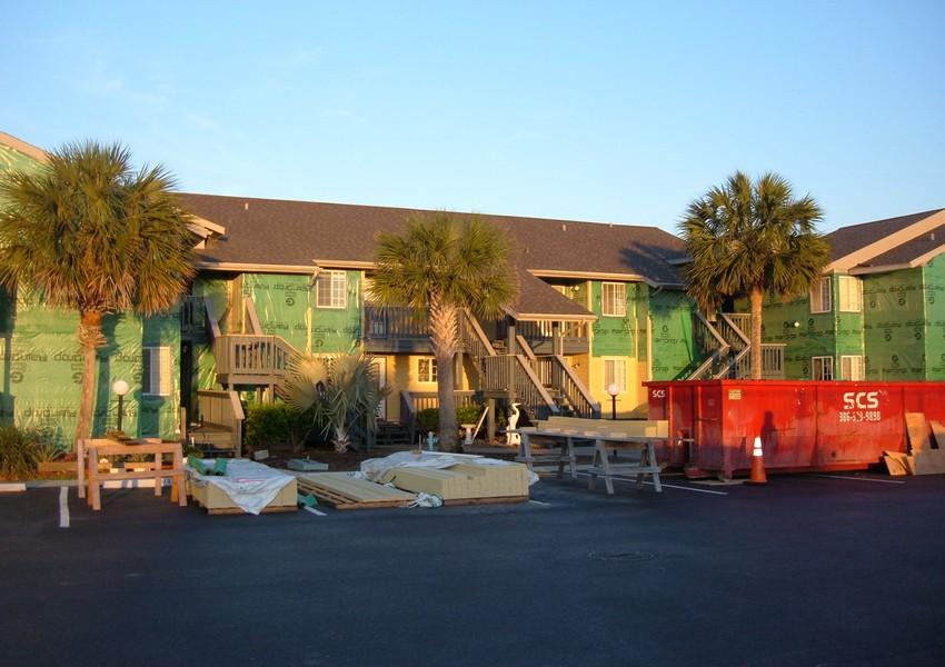 Ocean Marina Condos (5) – Siding Industries St. Augustine