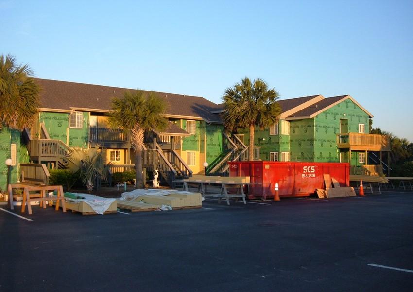Ocean Marina Condos (6) – Siding Industries St. Augustine