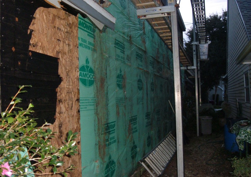 Padgett Before (11) – Siding Industries St. Augustine