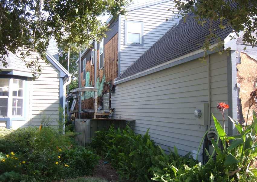 Padgett Before (2) – Siding Industries St. Augustine
