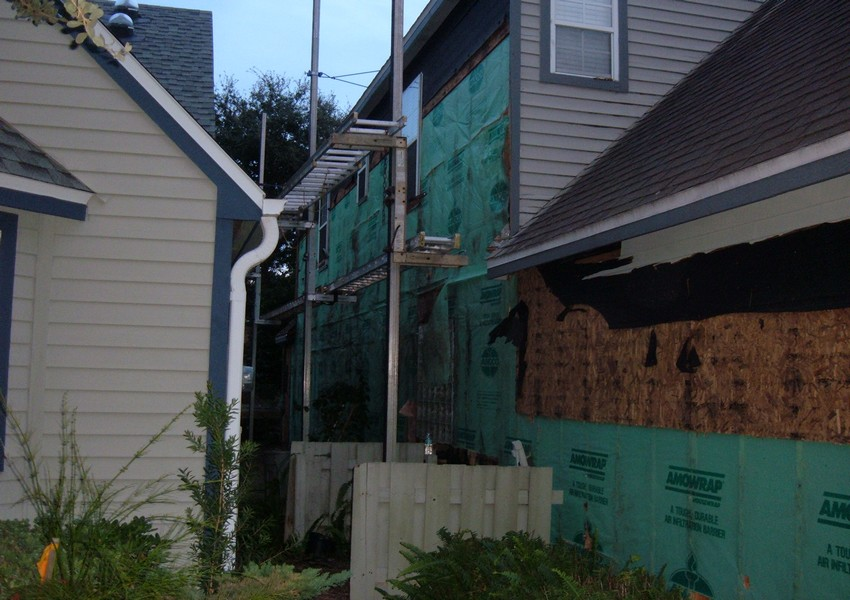 Padgett Before (9) – Siding Industries St. Augustine